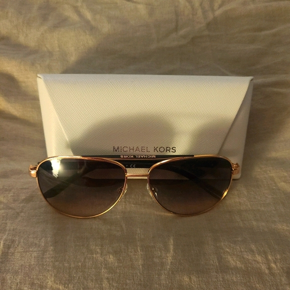 Michael Kors Women's Sunglasses, MK5007 (Hyvar)